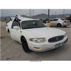 2000 - BUICK LE SABRE // SALVAGE TITLE