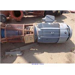 AURORA PUMP 75 HP U.S. ELECTRICAL MOTOR