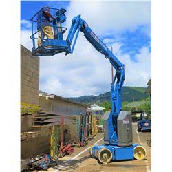 2000 Genie Z30/20N Boom Lift, 30ft Platform Height, 1055 Hours