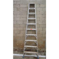 Large Metal Ladder