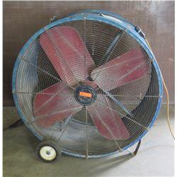 Large Industrial Shop Fan