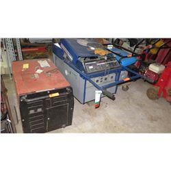 3 Honda Generators, EX 4500 & EX 5500 (being sold for parts/repair)