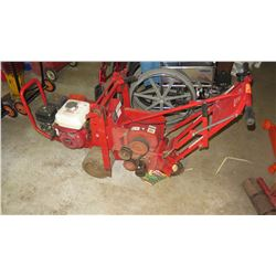Schiller SC-18/5.5 Sod Cutter (being sold for parts/repair)