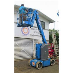 2000 Genie z-30/20n Articulating Boom Lift (charge doesn't last long, batteries need to be replaced)