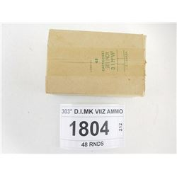 "303"" D.I.MK VIIZ AMMO"