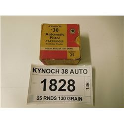 KYNOCH 38 AUTO