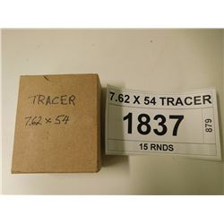 7.62 X 54 TRACER