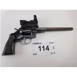 ARMINIUS , MODEL: HWS , CALIBER: 22 LR