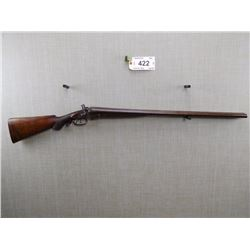 J RODGERS , MODEL: SIDE BY SIDE , CALIBER: 12BORE