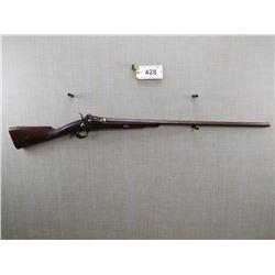 UNKOWN BELGIAN BREACH BLOCK  , MODEL: SINGLE SHOT SHOTGUN , CALIBER: 12GA X 2 3/4