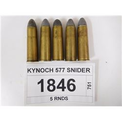 KYNOCH 577 SNIDER