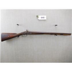 C.PLAYFAIR , MODEL: SIDE BY SIDE PERCUSSION , CALIBER: 12 BORE