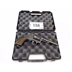 SMITH & WESSON , MODEL: MILITARY AND POLICE VICTORY MODEL  , CALIBER: 38 S&W