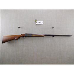 HUNTER , MODEL: SINGLE SHOT BREAK ACTION SHOTGUN , CALIBER: 12GA X 2 3/4