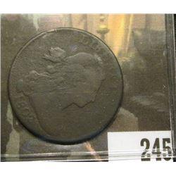 1802 U.S. Large Cent, Fine.