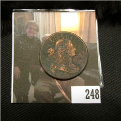 1806 U.S. Large Cent, Fair.