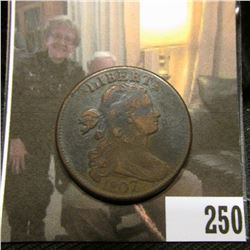 1807 U.S. Large Cent, VF.