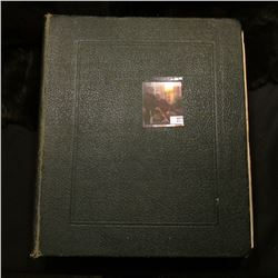 Large U.S. Stamp Album with Columbian Exposition Issues from 1893 which include one Cent through Ten