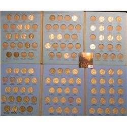 Jefferson Nickels 1838-1961 (2) Partial Sets (87) Coins.