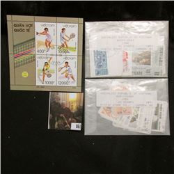 Socialist Republic of Vietnam 1993-94 (109) Stamps originally sold by the Mystic Stamp Co., Camden,