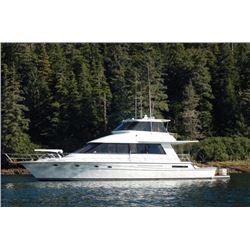 Fishing Trip Aboard 70' Motoryacht
