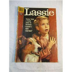 Lassie Vol 1 No 42 Dell Comic 1958