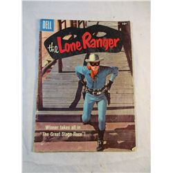 The Lone Ranger Dell Feb 1958 Vol 1 No. 116