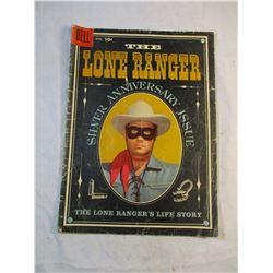 The Lone Ranger Dell April 1958 Vol 1 No. 118 Comic