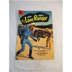 The Lone Ranger Dell March 1958 Vol 1 No. 117
