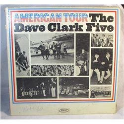 Vintage The Dave Clark Five American Tour LP Vinyl Record
