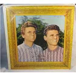 A Date with The Everly Brothers LP Vinyl Record