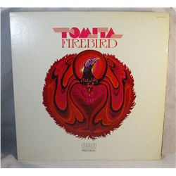 Vintage Firebird Electronically Created By Isao Tomita LP Vinyl Record