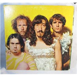 Vintage We're Only In It For the Money The Mothers of Invention LP Vinyl Record