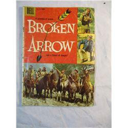 Broken Arrow No 855 Comic 1957