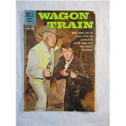 Wagon Train April-June 1960 Dell Comic