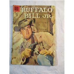 Buffal Bill Jr. Dell No. 766 1956