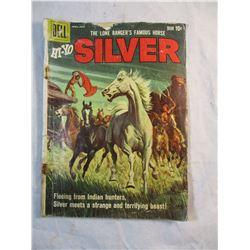 Hi-Yo Silver The Lone Rangers Famous Horse April-June 1960