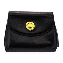 "Cartier ""Panther"" Black Wallet"