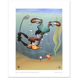 Underwater Daffy