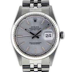 Rolex Stainless Steel DateJust Men's Watch