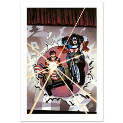 Captain America and Bucky #621