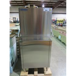 """NEW STAINLESS PATRIOT 3 PHASE  COMMERCIAL DISHWASHER MODEL PHT-18 DIMENSION 31.5""""W X 32.6""""D X 73.2""""H"""