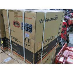 "NEW YAMAKOYO MODEL GWP80 3"" WATER PUMP WITH 7.0 HP MOTOR MAX CAPACITY 290 GAL/MIN"