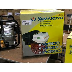 NEW YAMAKOYO MODEL  YK1300 13 HP 4 STROKE ENGINE