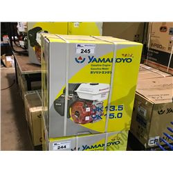 NEW YAMAKOYO MODEL  YK 13.5 HP 4 STROKE ENGINE