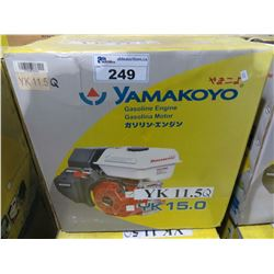 NEW YAMAKOYO MODEL  YK11.5   11.5 HP  4 STROKE ENGINE