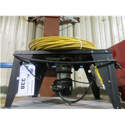 PORTER CABLE MODEL 1001 ROUTER AND TABLE WITH EXTENSION CORD