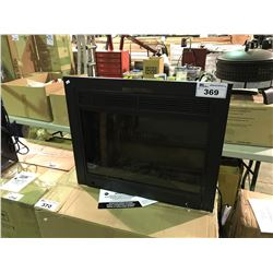 "23"" FIREPLACE INSERT (MODEL BLT-999A-12/L-TRIM)"