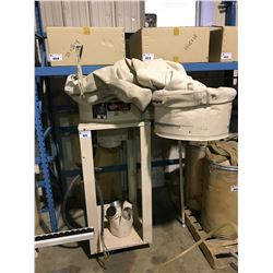 CANWOOD PRO CWD12-575 COMMERCIAL GRADE DUAL BAG DUST COLLECTOR