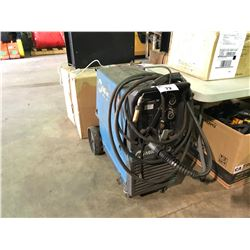 MILLER MATIC 300 3 PHASE WIRE FEED WELDER